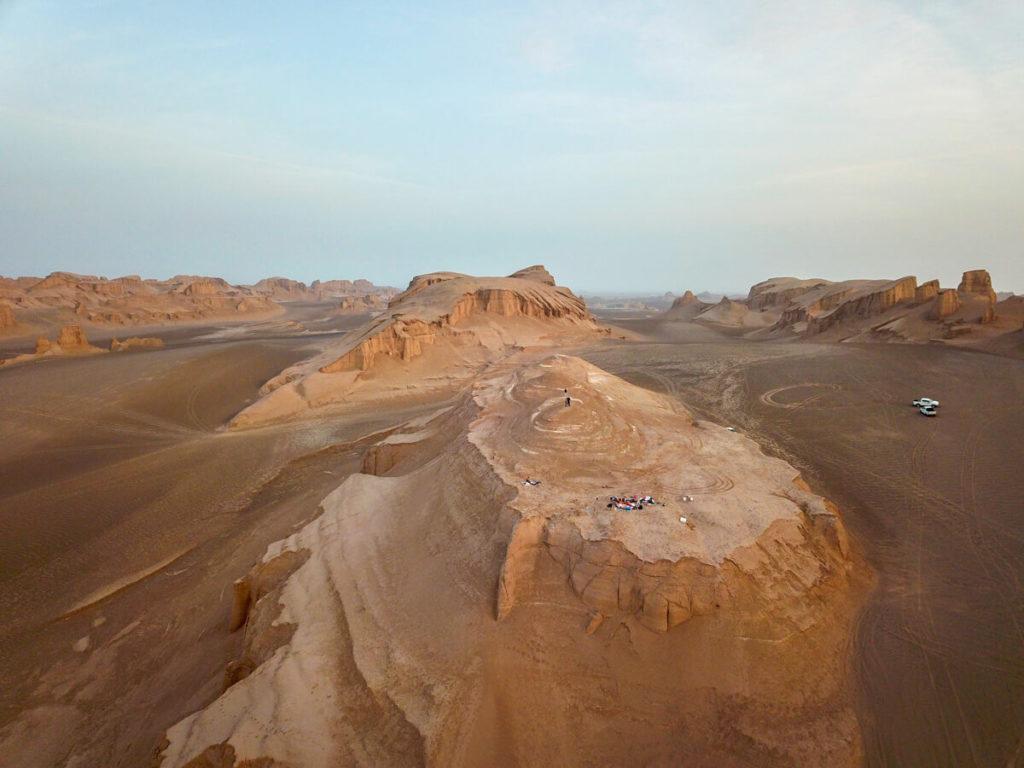 Kaluts desert Iran