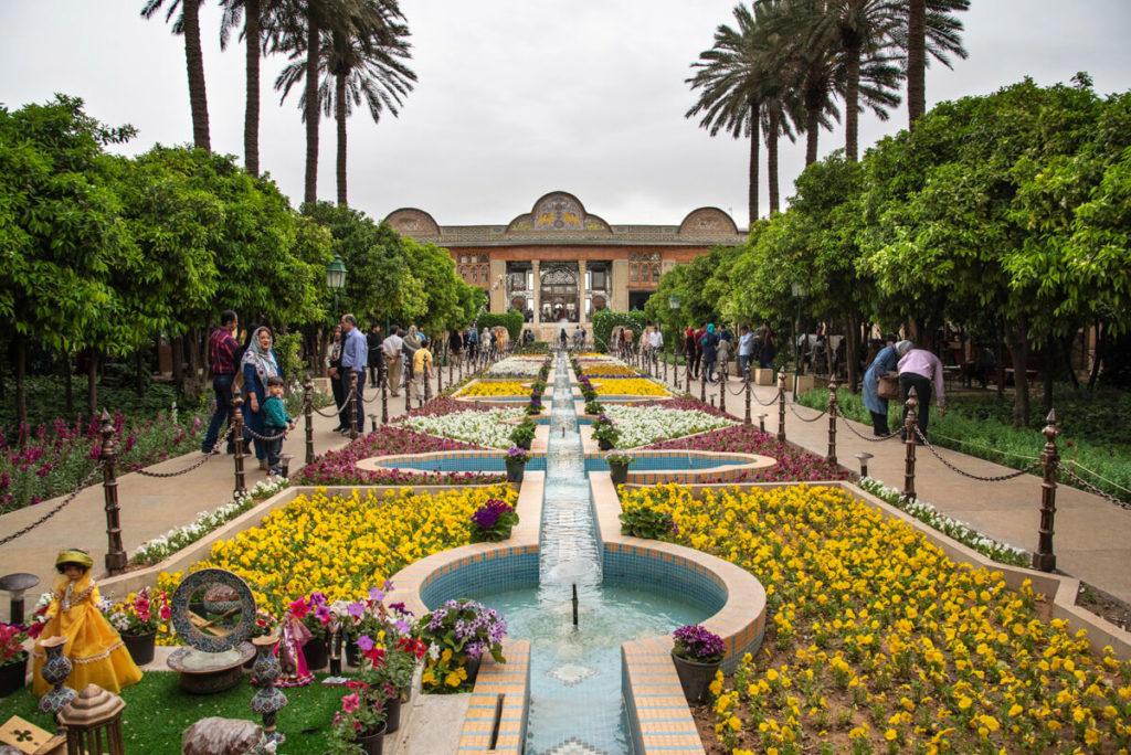 Shiraz gardens