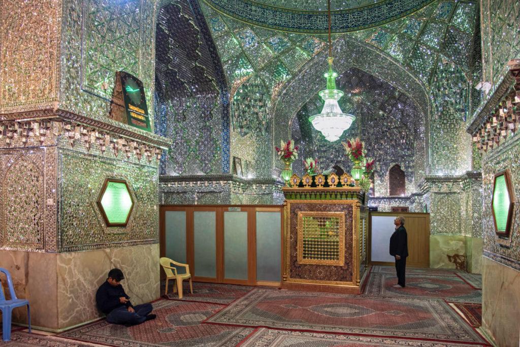Shiraz Iran points of interest