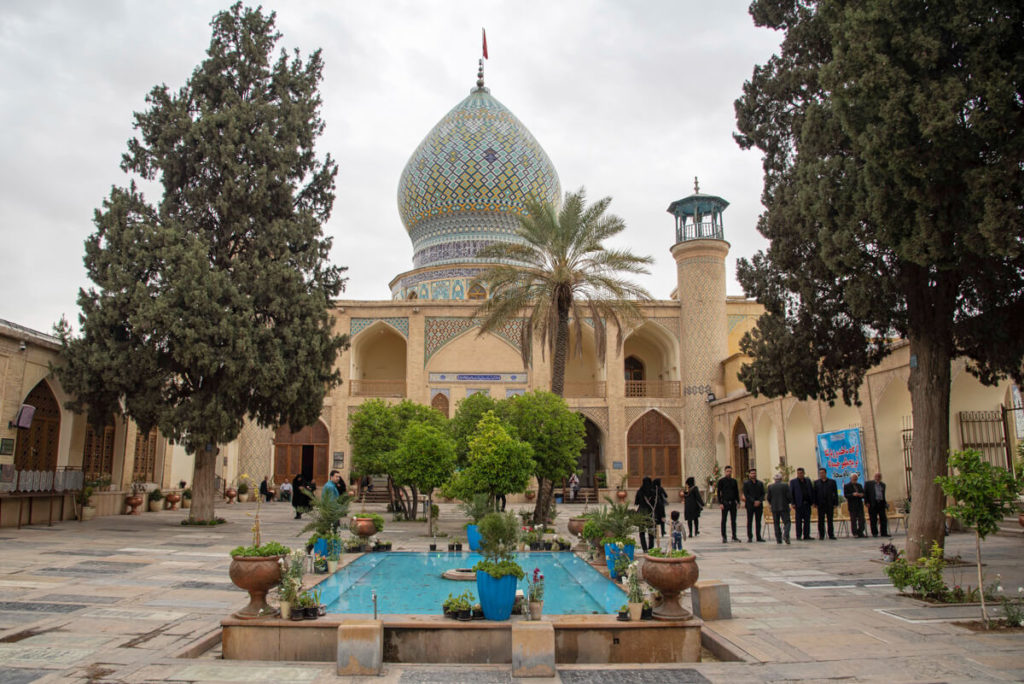 What to see in Shiraz