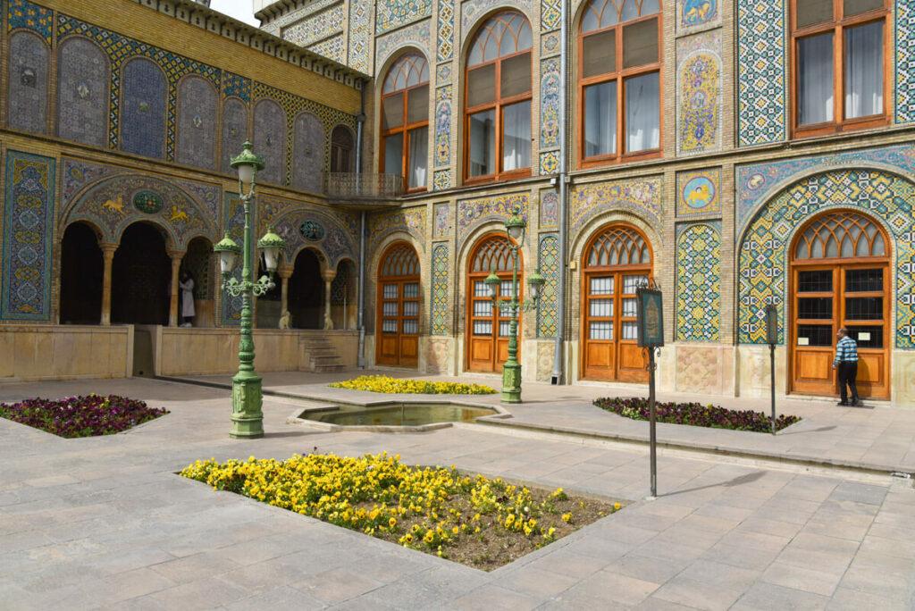 Tehran travel blog