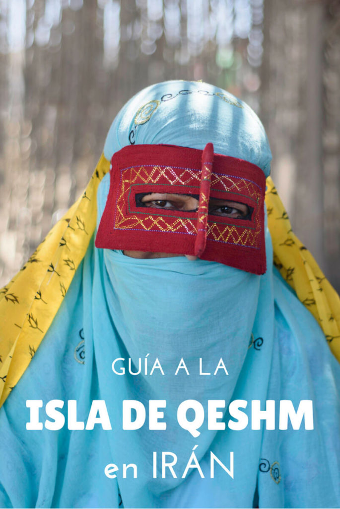 isla de Qeshm