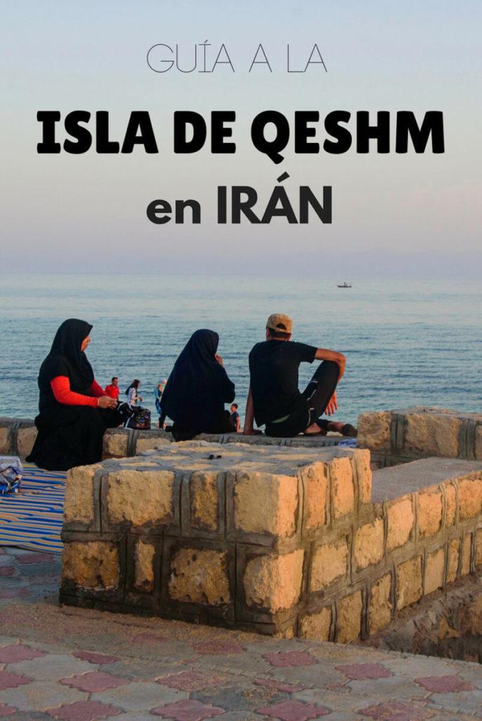 visitar isla de Qeshm