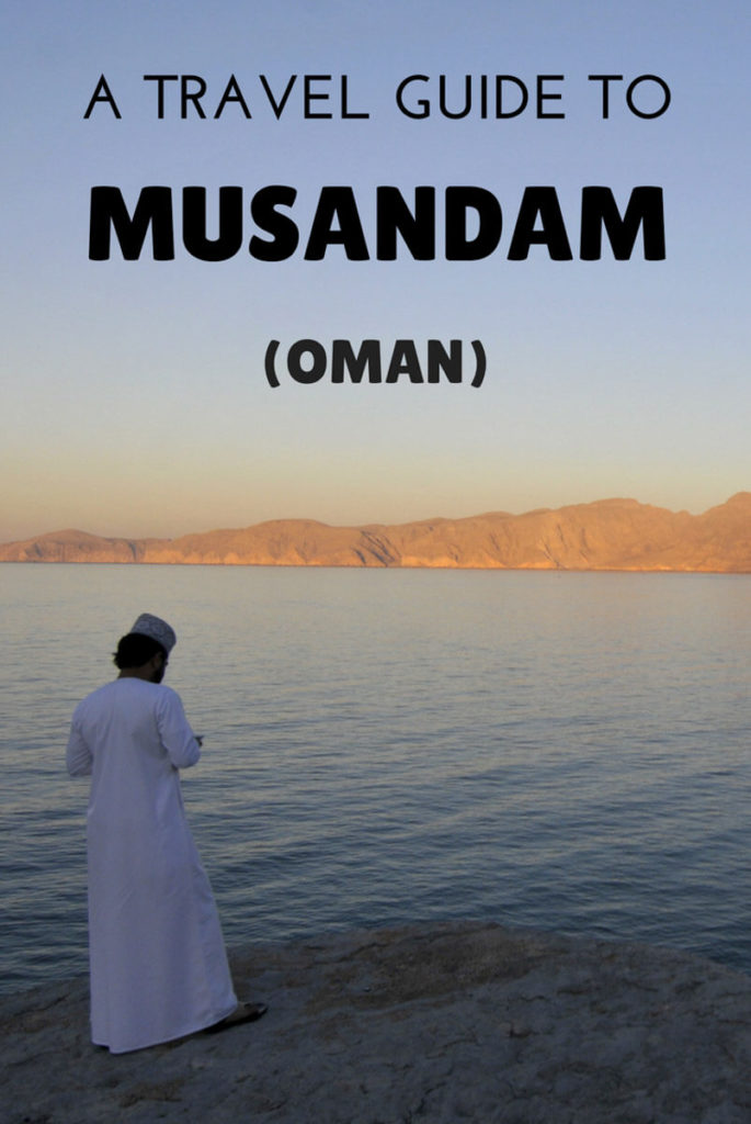 Musandam travel guide