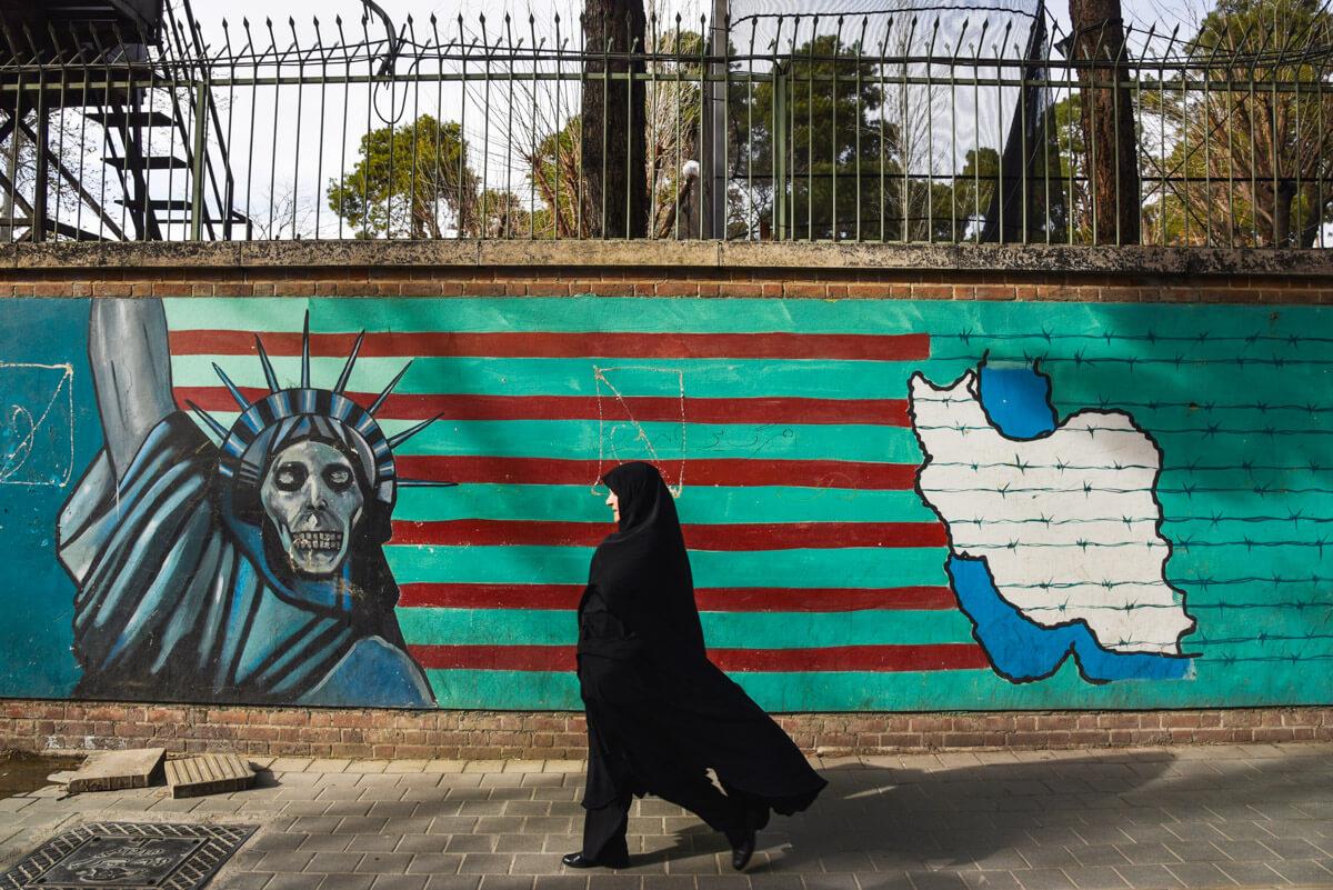 es seguro visitar Irán