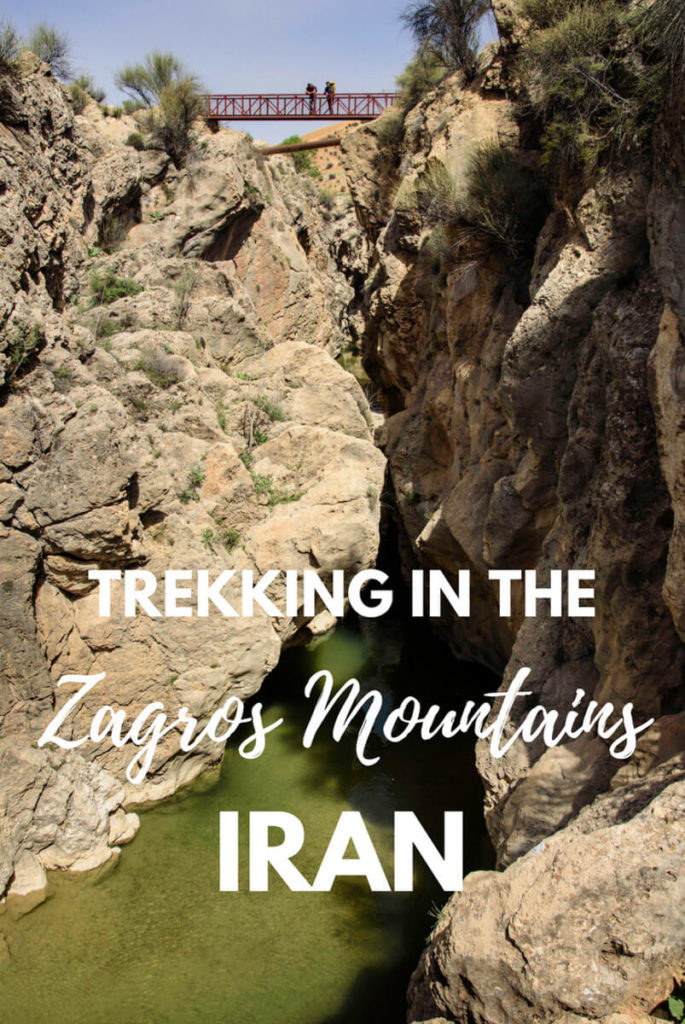Trekking Zagros Mountains