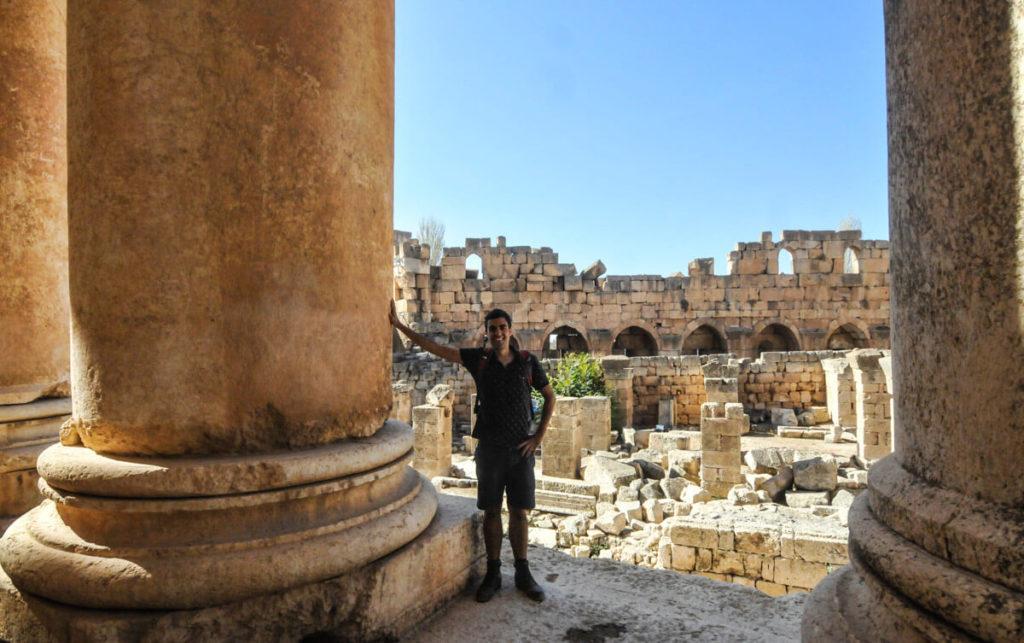 Lugares turísticos en Líbano