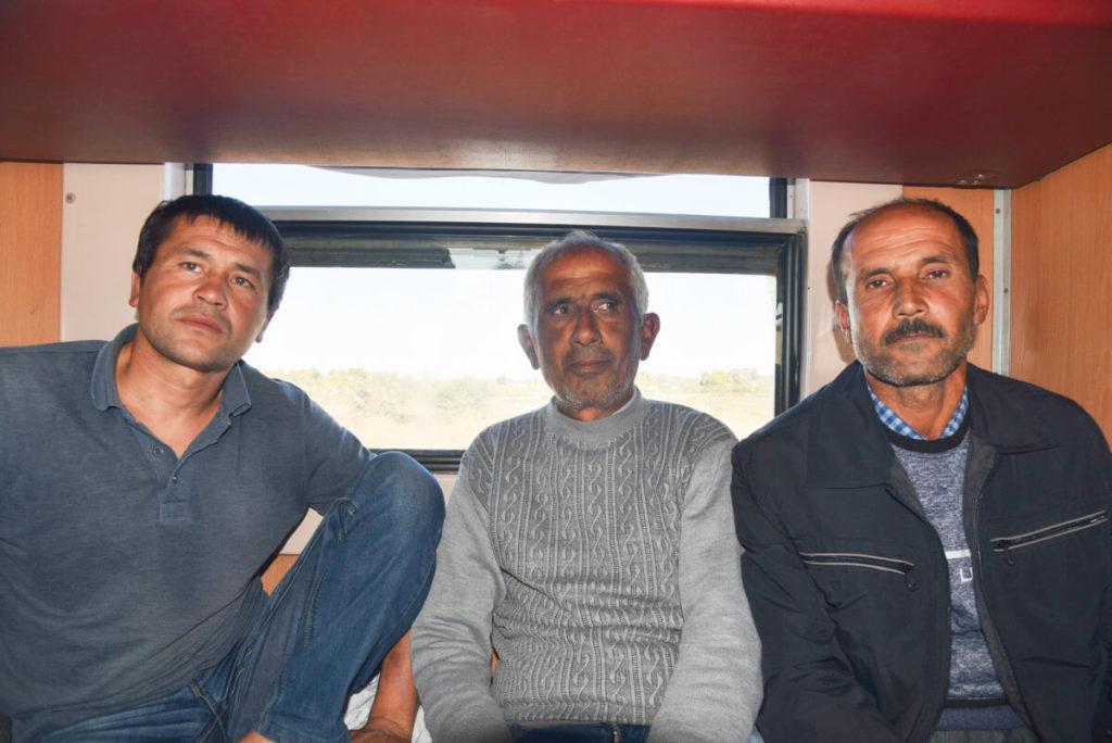 People Uzbekistan
