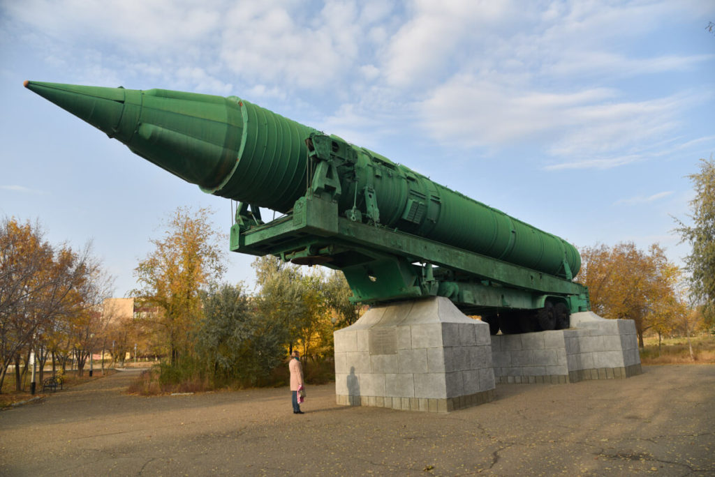 Baikonur travel