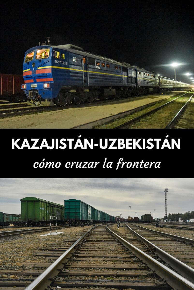 frontera Uzbekistán