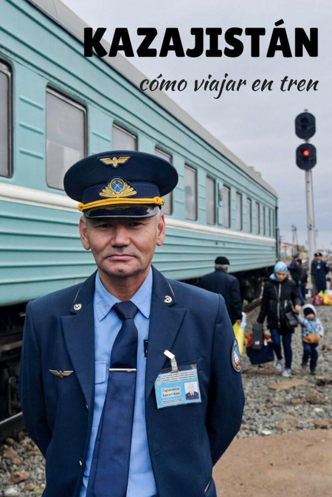 viajar en tren por la Ruta de la Seda