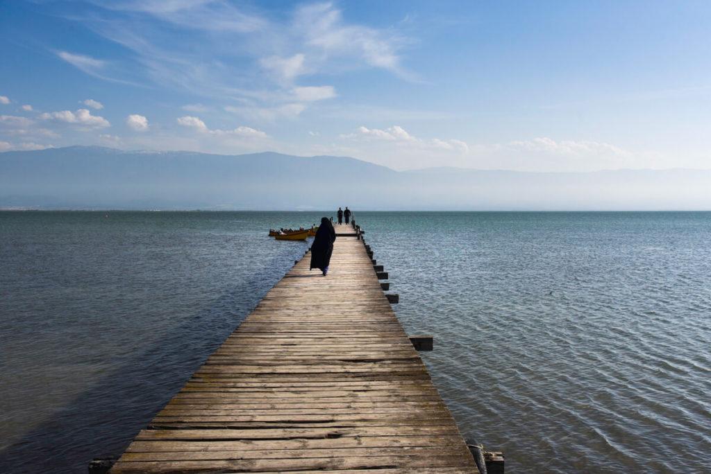 Ashuradeh Island, Caspian Sea