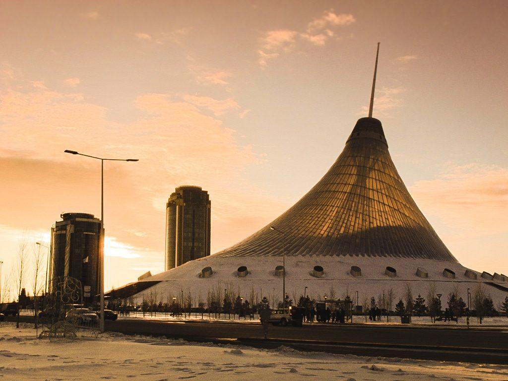 qué ver en Astana