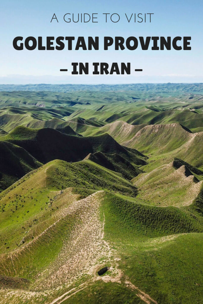 Visit Golestan Province