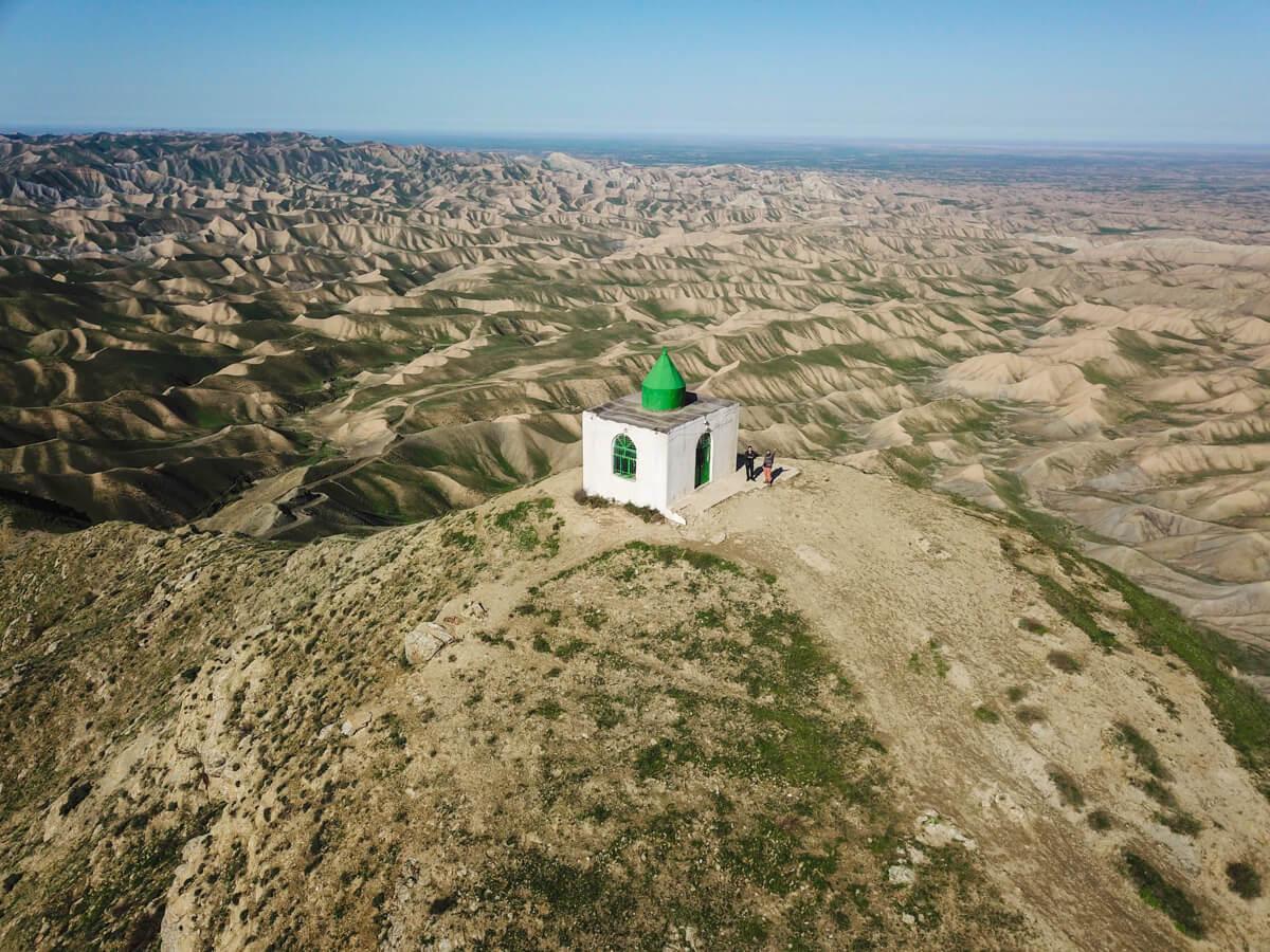 Lugares no turísticos de Irán