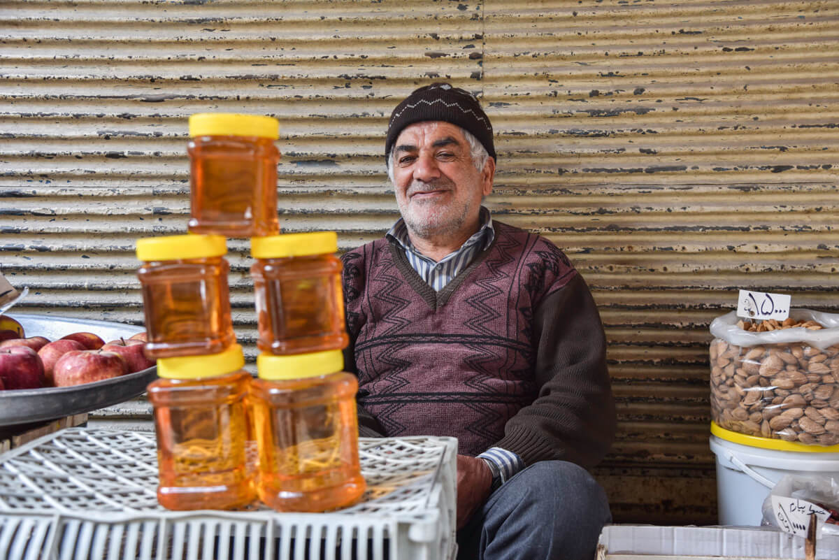 Irán turismo