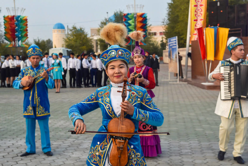 Kazakhstan travel blog