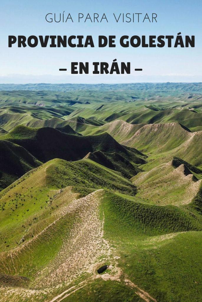provincia de Golestán Irán