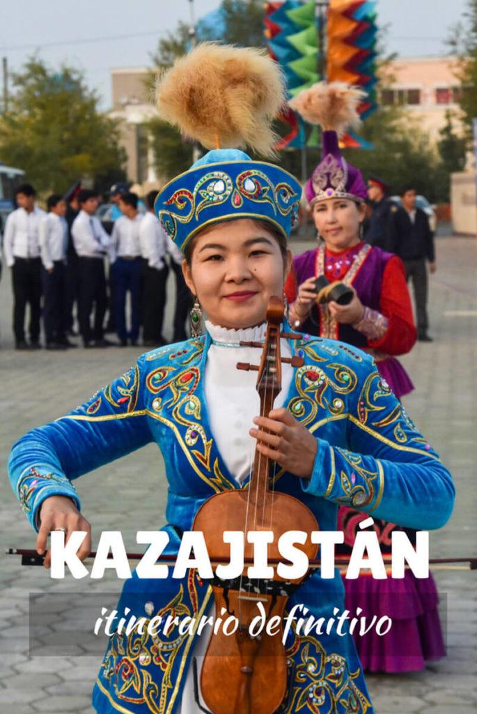 qué hacer en Kazajistán
