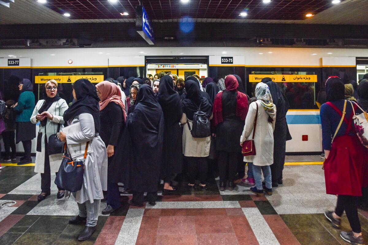 Consejos útiles para viajar a Irán