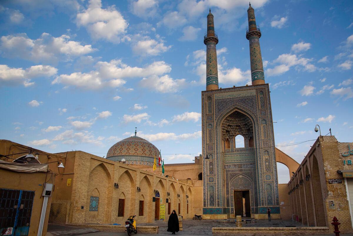 Viajar a Irán por tu cuenta