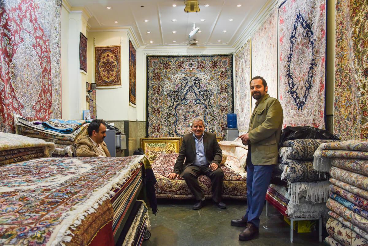 Consejos para viajar a Irán