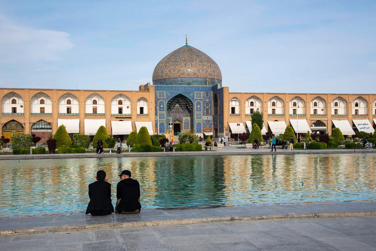 viajes a Irán