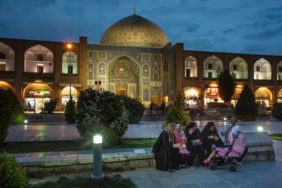Iran itinerary 1 week
