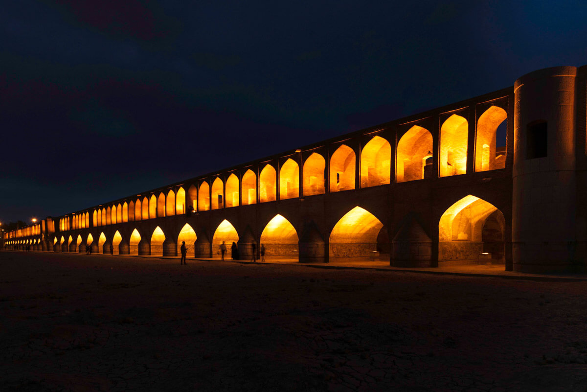 Iran itinerary 3 weeks