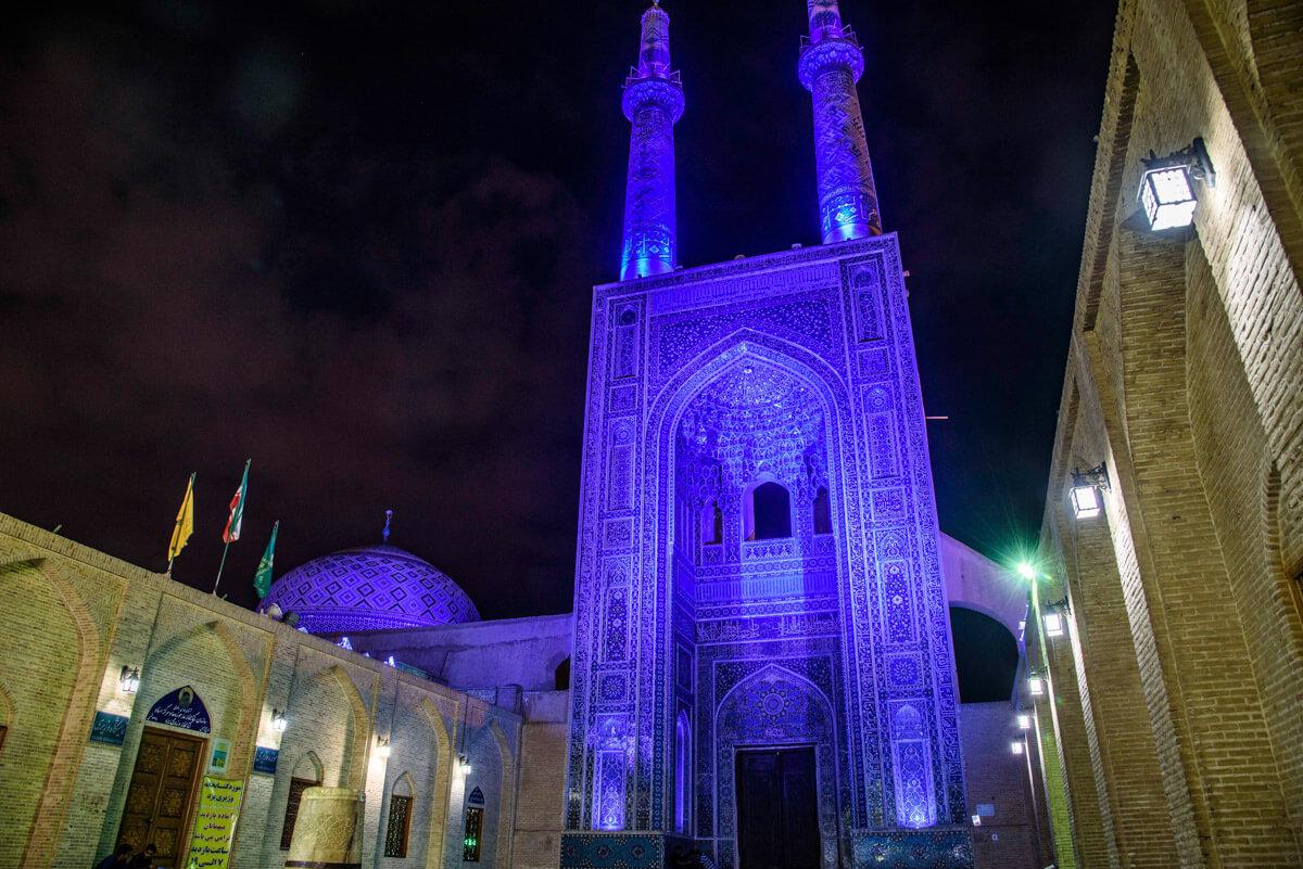 Iran itinerary 8 days