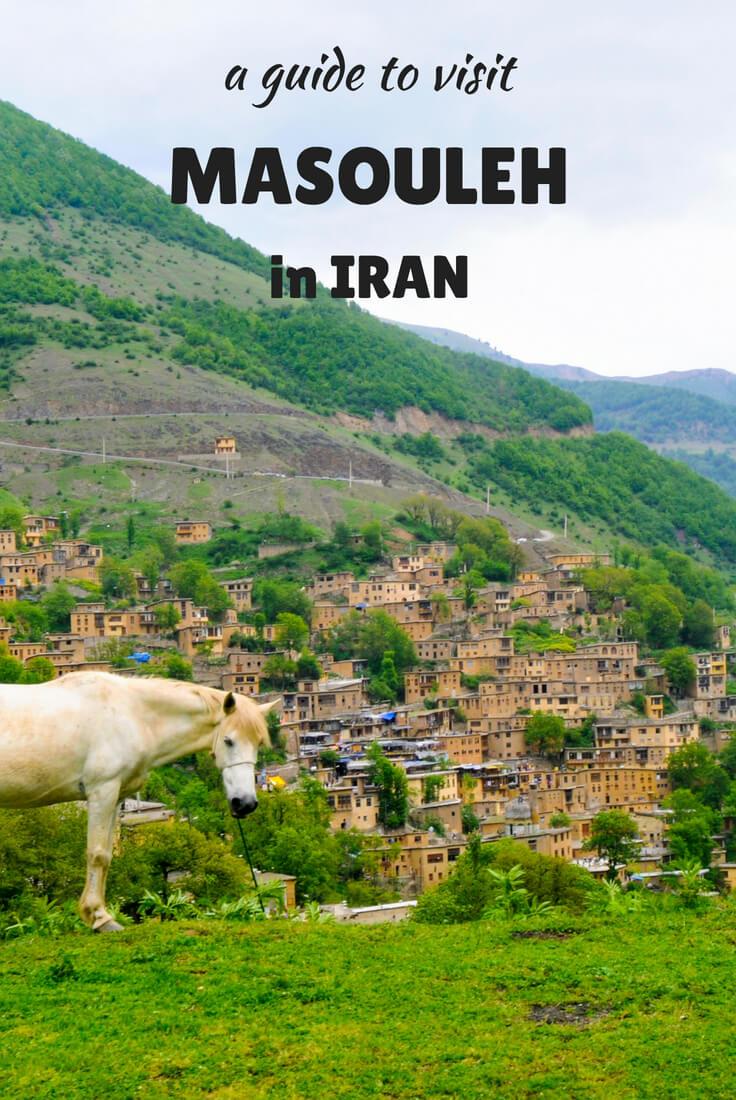 Masuleh Iran