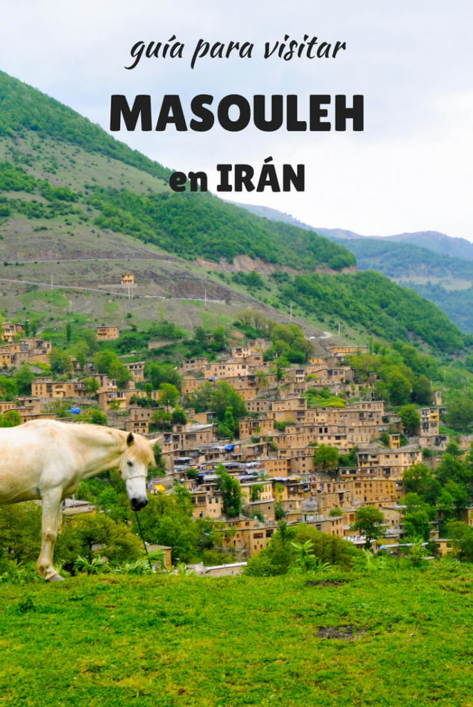 Masuleh en Irán