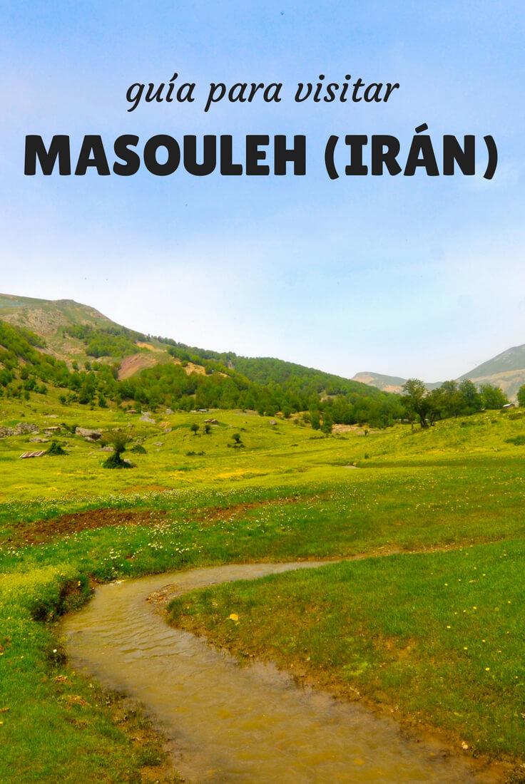 visitar Masuleh en Irán