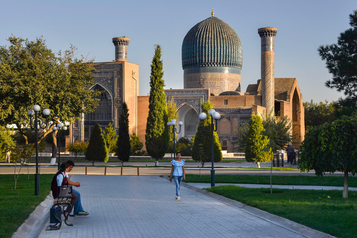 Things to see in Uzbekistan