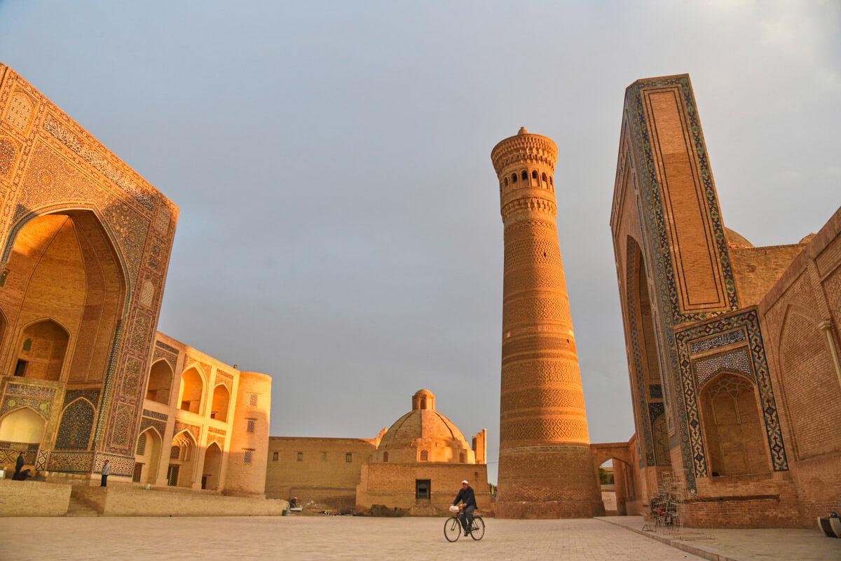 Uzbekistan travel itinerary