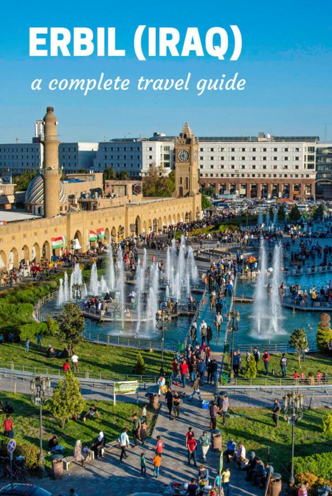 Erbil travel guide