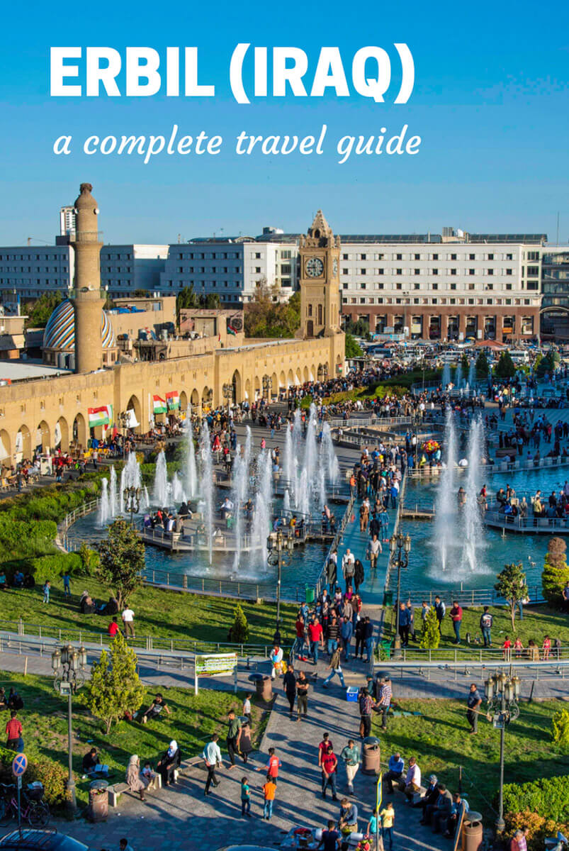 Erbil travel guide
