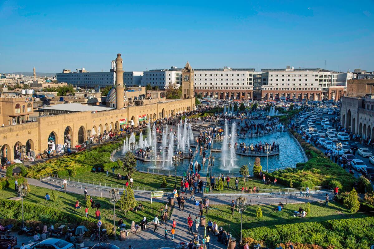 Erbil travel