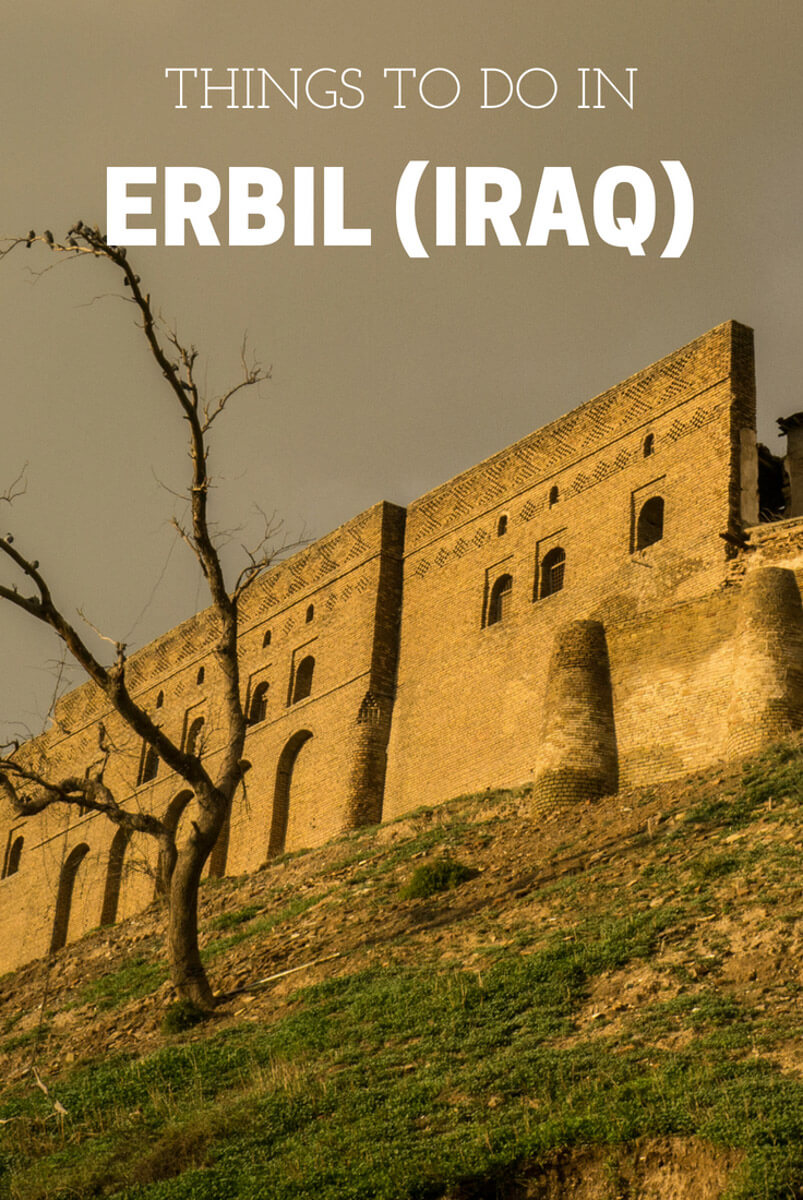 things to do in Erbil