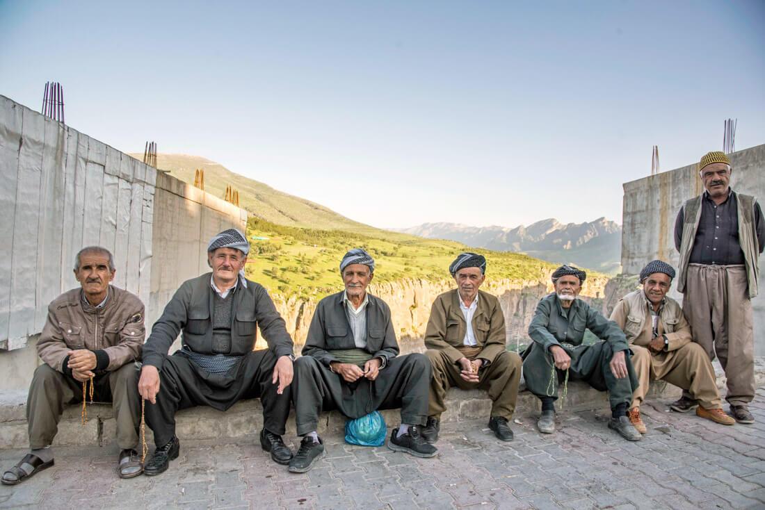 gente kurdos