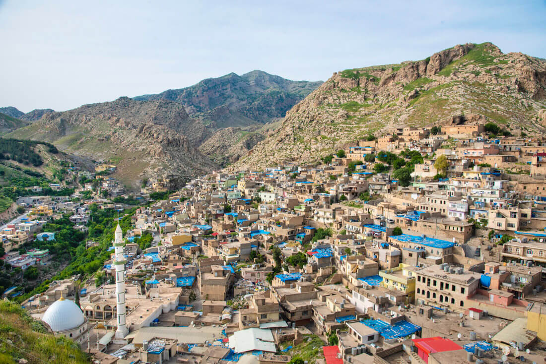 Tales of backpacking in Iraqi Kurdistan – What is it like travel to kurdistan
