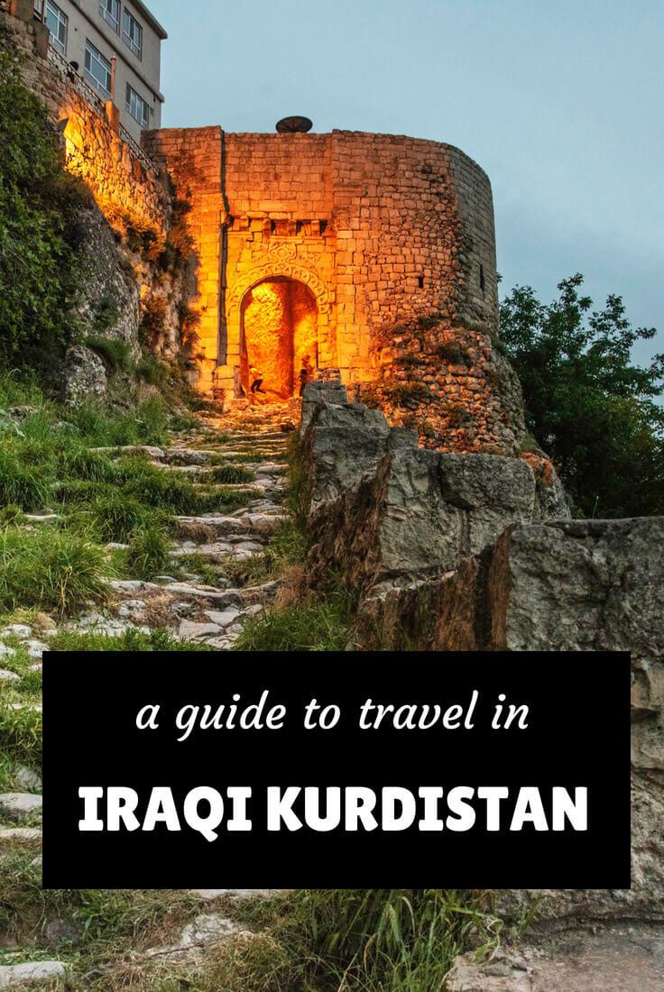 traveling to Kurdistan