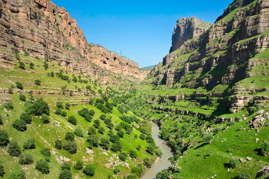 Canyon Rawanduz