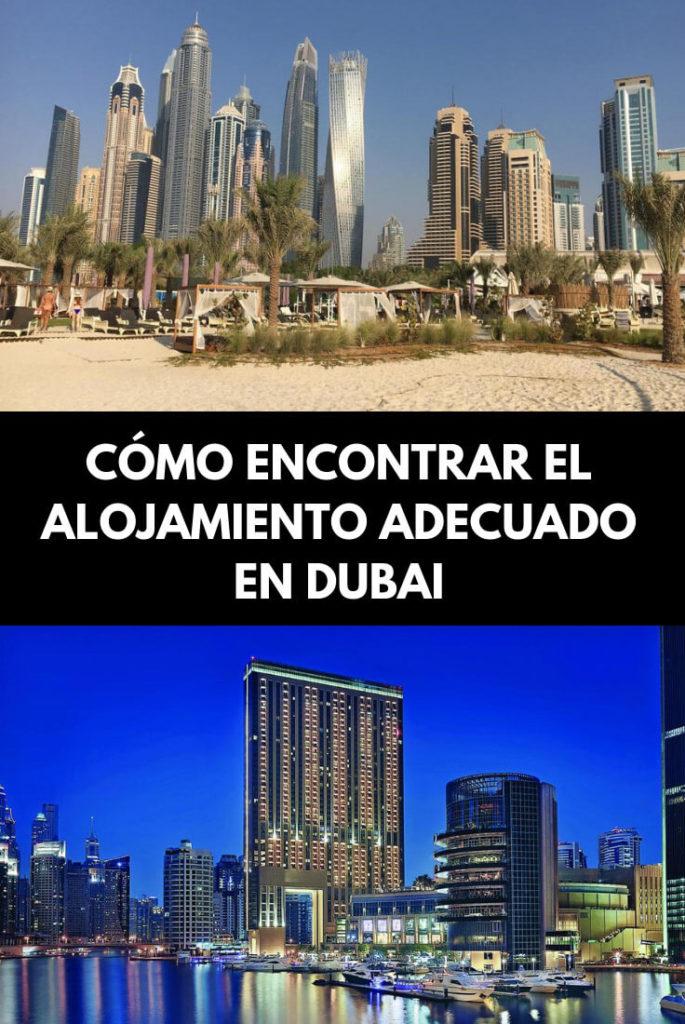 dónde es mejor alojarse en Dubai