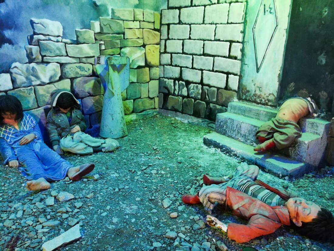 Halabja memorial