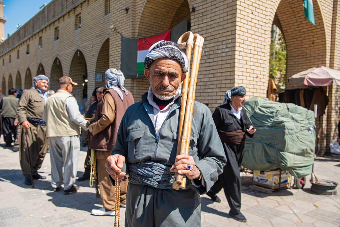 Kurdos Irak