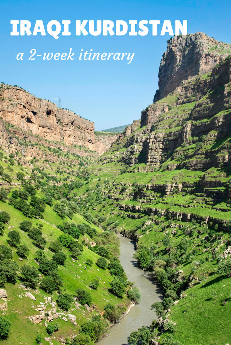 places to visit in Kurdistan