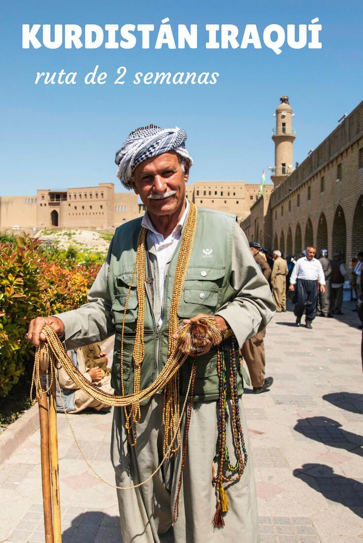 Qué ver en Kurdistán
