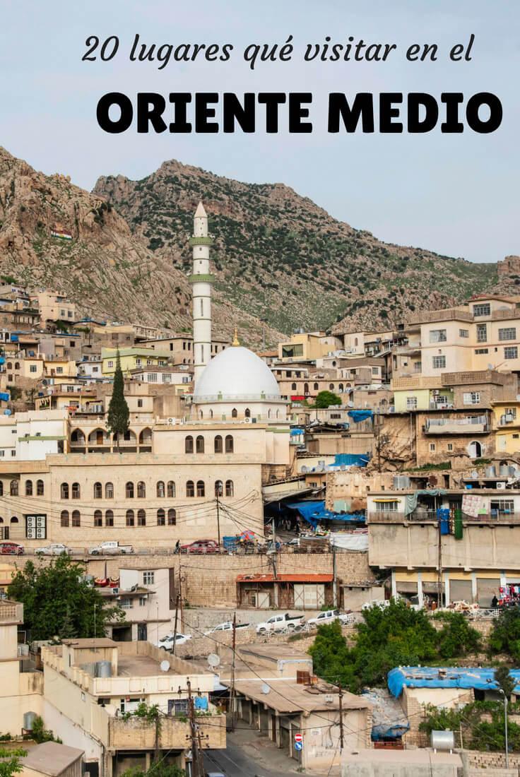 turismo en Oriente Medio