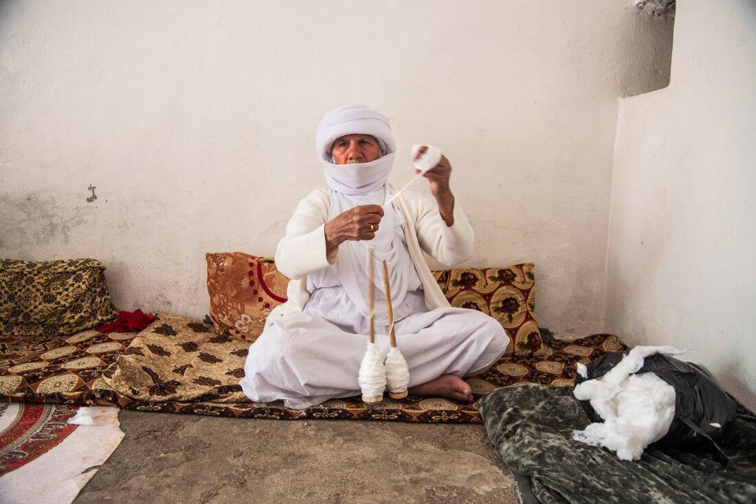 Yazidi People Places to visit...